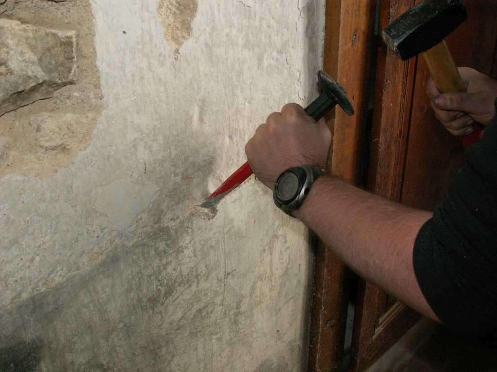 les pruneaux - Comment Enlever Du Crepi Sur Un Mur Exterieur